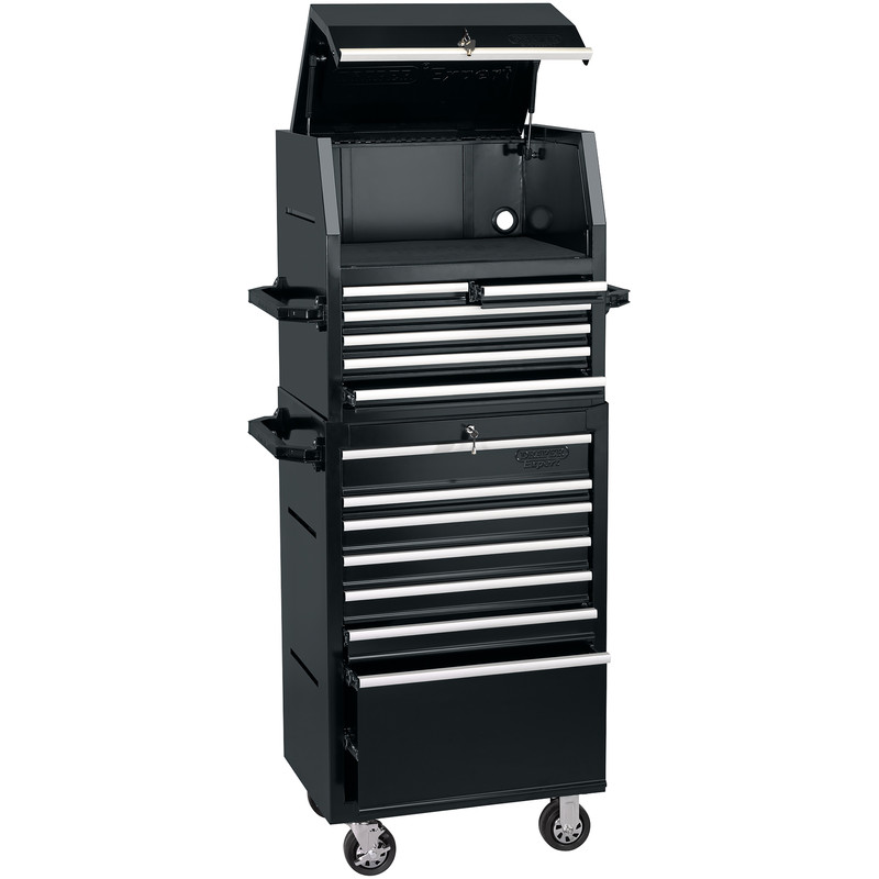 Draper Combined Cabinet and Tool Chest