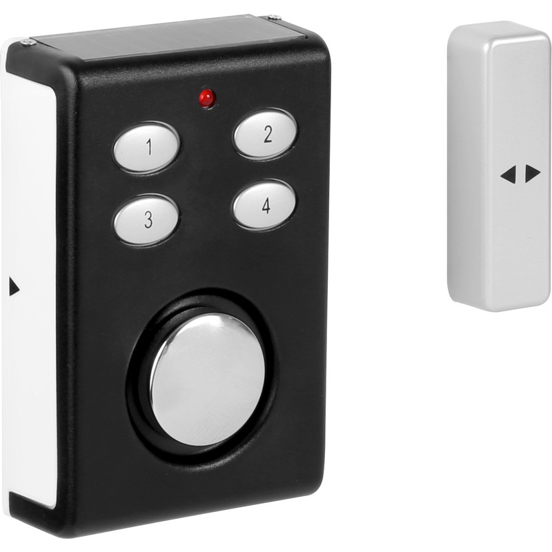 Defender Magnetic Contact Alarm With Keypad Alarm