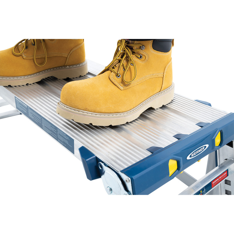 Werner Adjustable Pro Platform