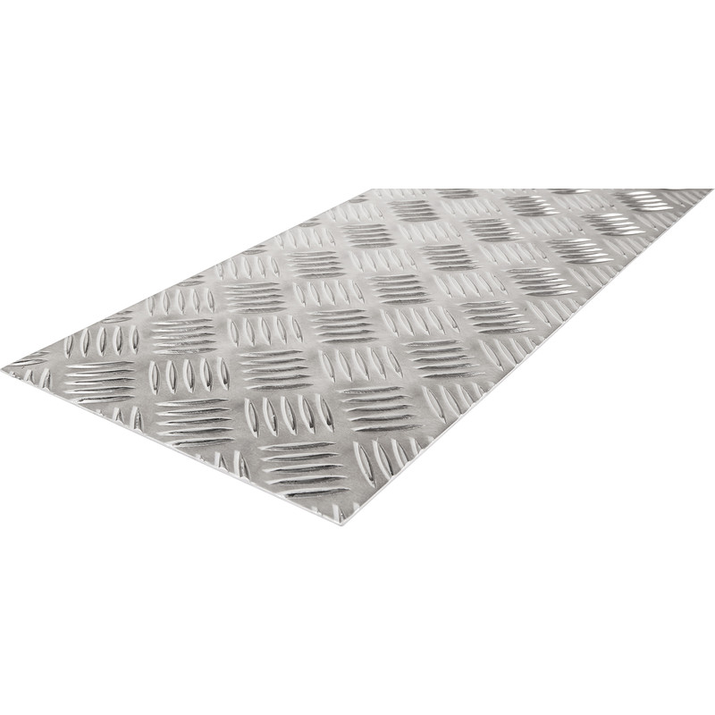 Checker Plate Metal Sheet