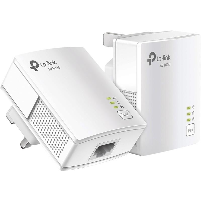 TP-Link Gigabit Powerline Starter Kit