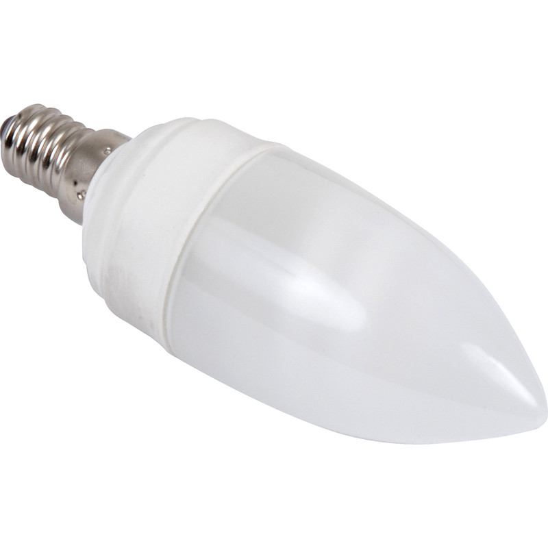 Sylvania Energy Saving CFL Candle Lamp T2