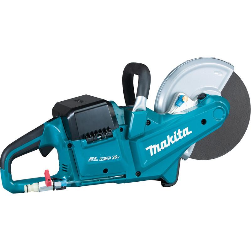 Makita 36V Twin18V Brushless 230mm Disc Cutter