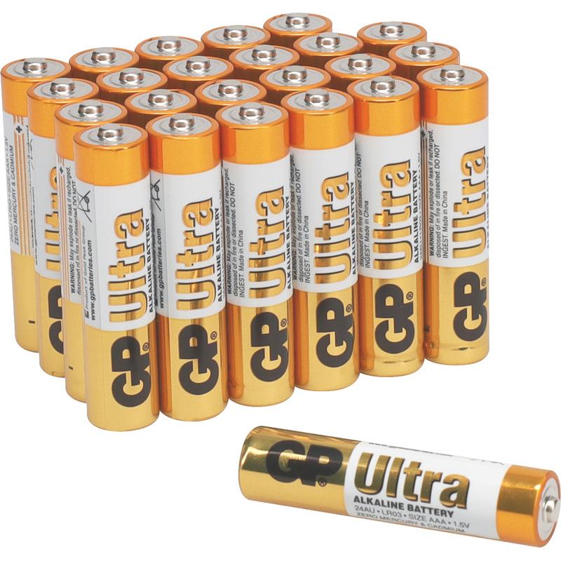 05d6abc159b96 GP Ultra Alkaline Battery AAA