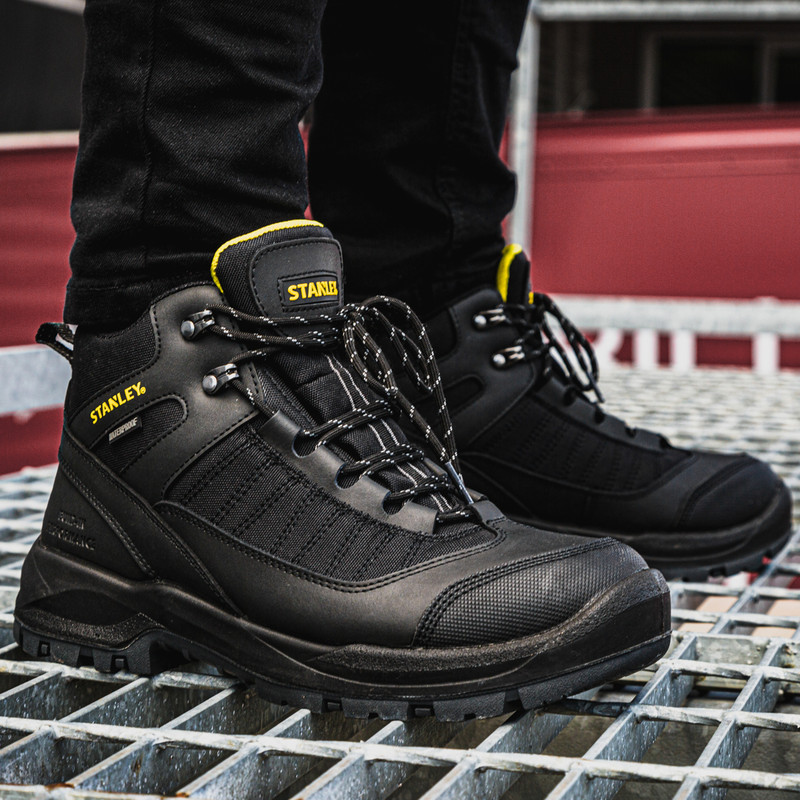 Stanley Quebec Waterproof Safety Boots