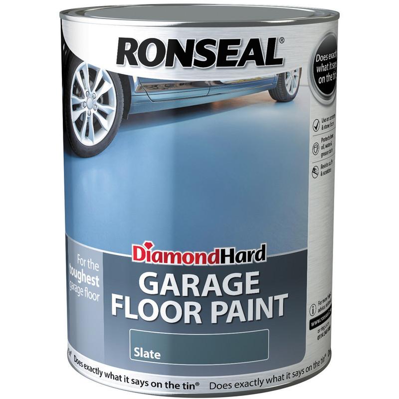 Ronseal Diamond Hard Garage Floor Paint