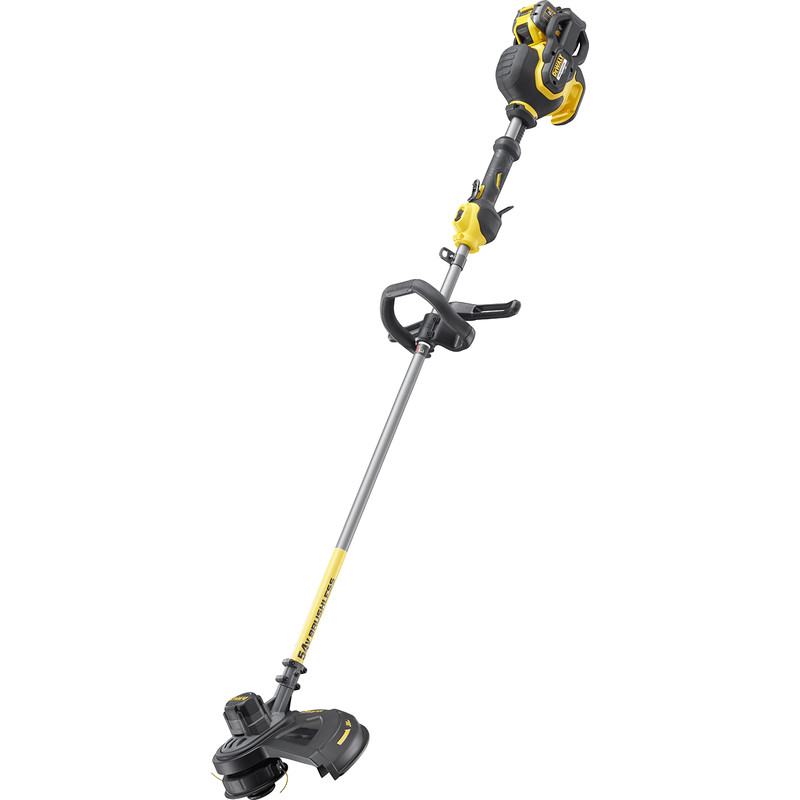 DeWalt DCM571X1-GB 54V Flexvolt 38cm Cordless Grass Trimmer & Brushcutter