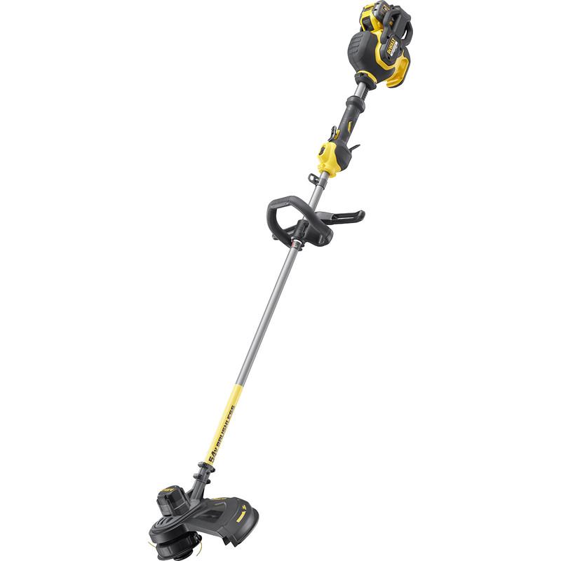 DeWalt DCM571X1-GB 54V Flexvolt 38cm Cordless Grass Trimmer & Brushcutter