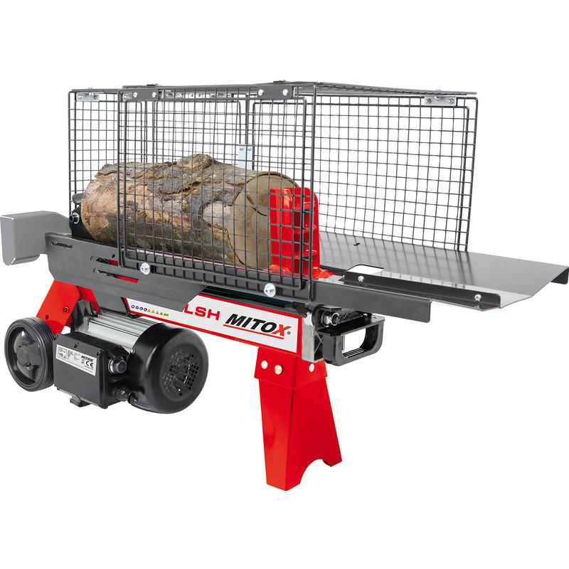 Mitox 41 LSH 4 Tonne Electric Log Splitter
