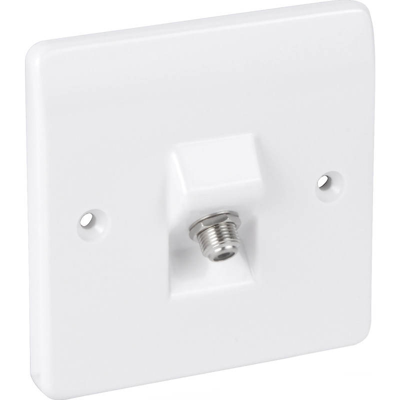 MK TV/Satellite Socket