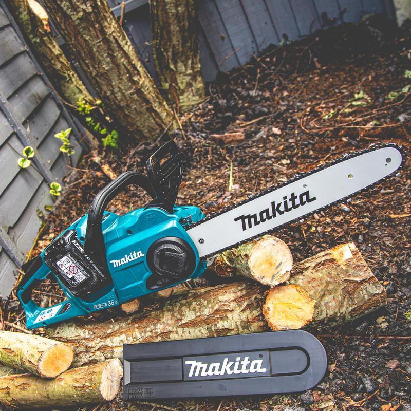 Makita DUC353Z 36V (2x18V) 35cm Cordless Chainsaw