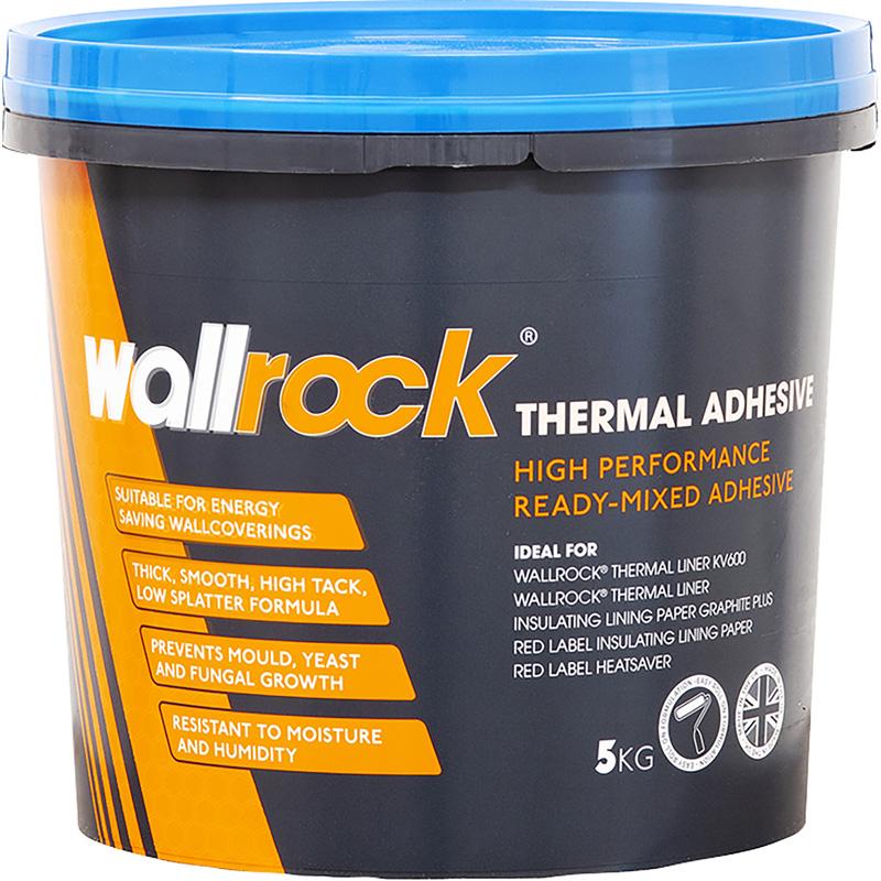 Wallrock Thermal Liner Adhesive