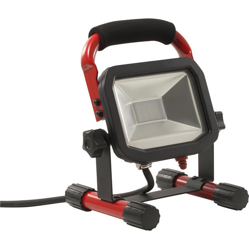 230V Luceco LED Slimline Work Light IP65