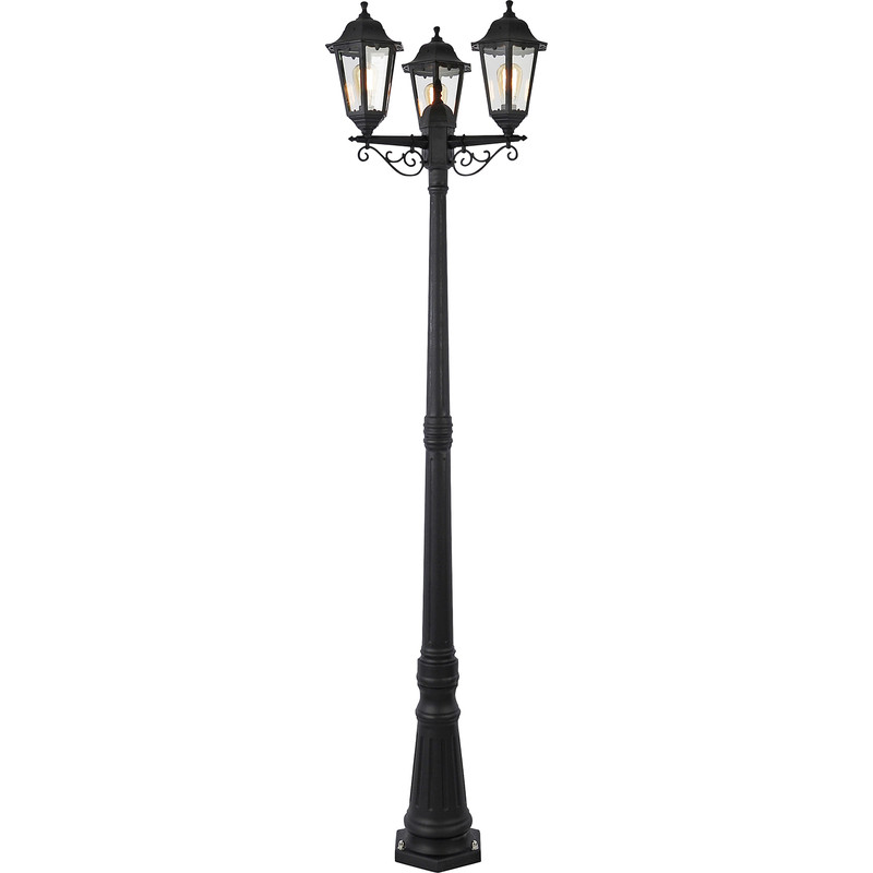 Coast Bianca 3 Light Tall Street Light