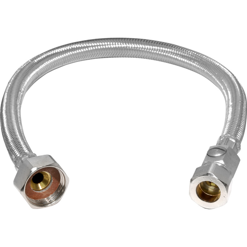 Flexible Tap Connector with Isolating Valve
