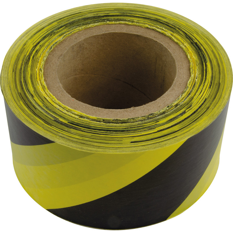 Caution Electric Cable Below Tape