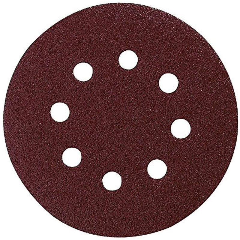 Makita Punched Abrasive Disc 40G