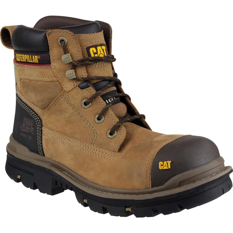 Caterpillar Gravel Safety Boots