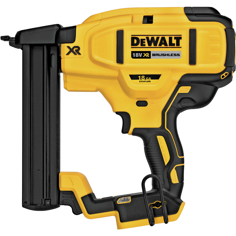 DeWalt DCN681N-XJ 18V XR Brushless 18Ga Narrow Crown Stapler