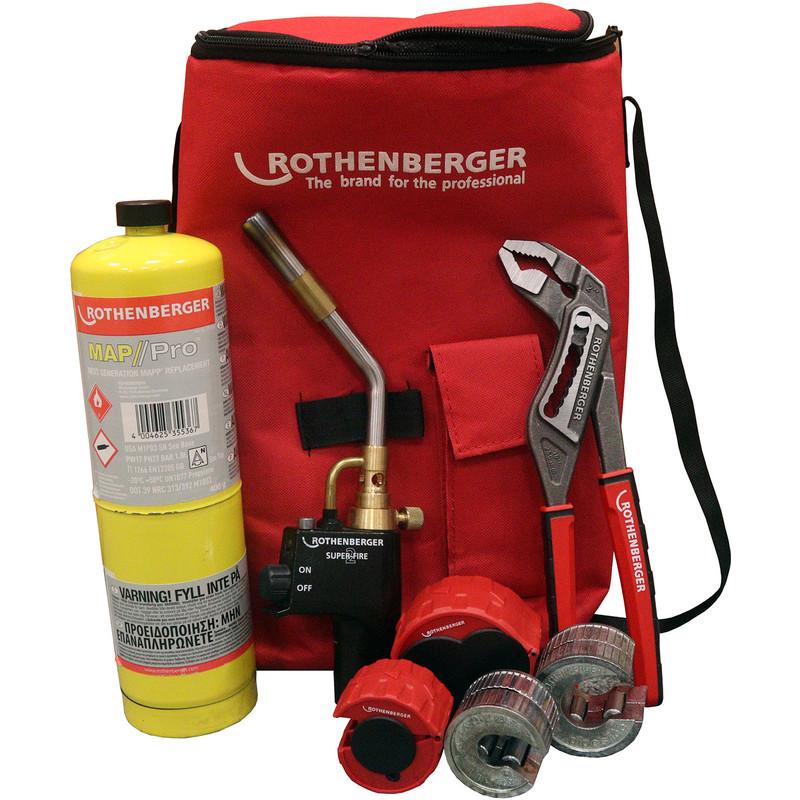 Rothenberger Hotbag Soldering Kit