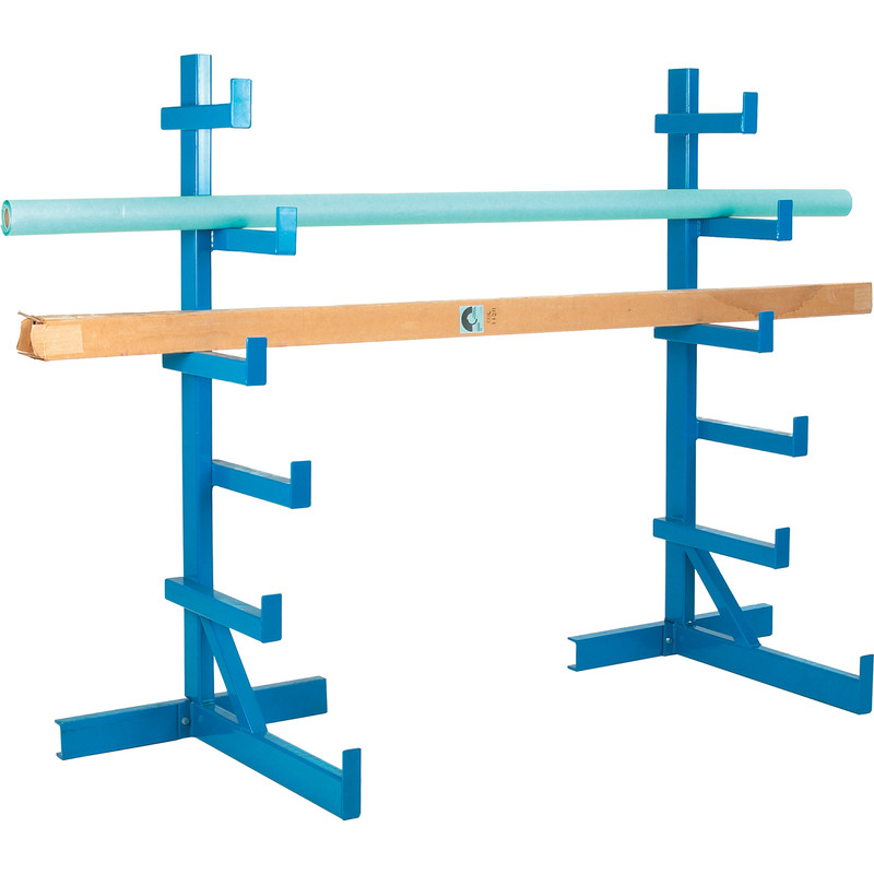 Barton 6 Tier Single Heavy Duty Horizontal Bar Rack