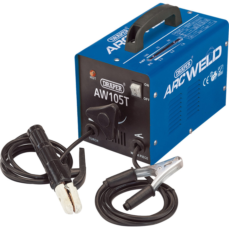 Draper 53082 100A Arc Turbo Welder