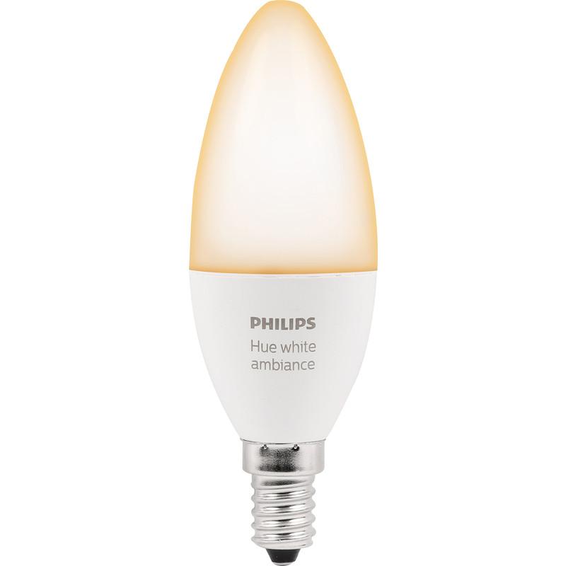 Philips Hue E14.Philips Hue White Ambiance Candle Lamp