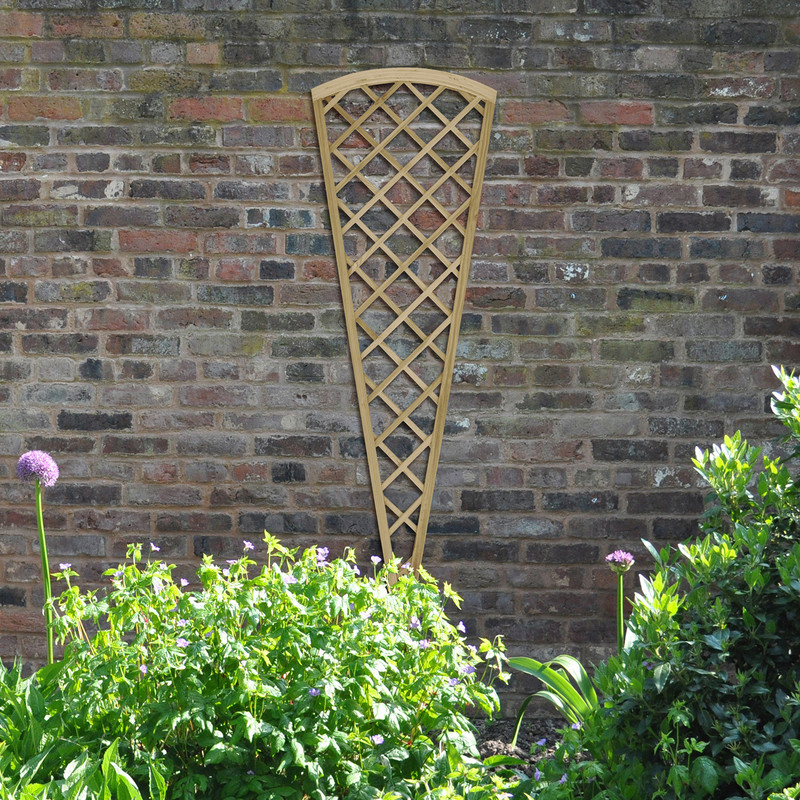 Forest Garden Hidcote Fan Lattice