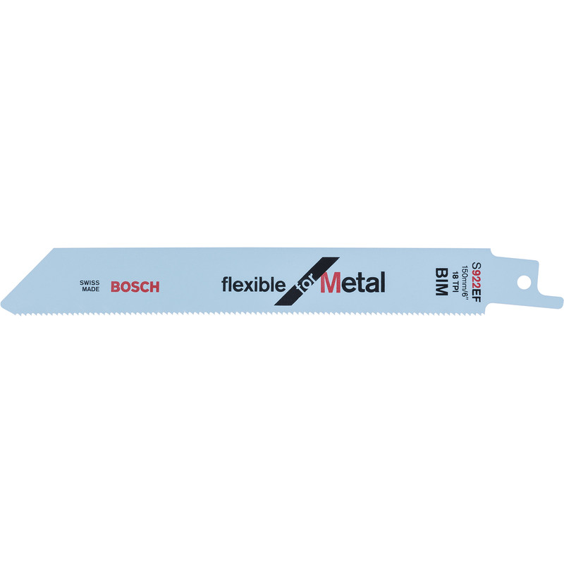 Bosch Sabre Saw Blade Metal