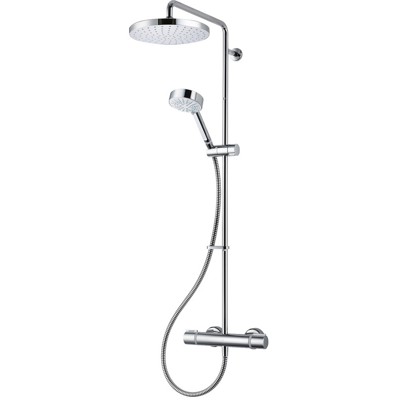 Mira Atom ERD Thermostatic Bar Diverter Mixer Shower
