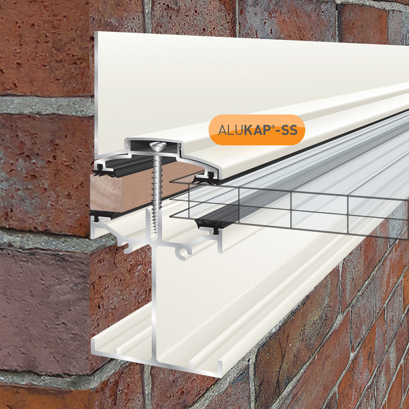 Alukap-SS Self Support Wall Bar