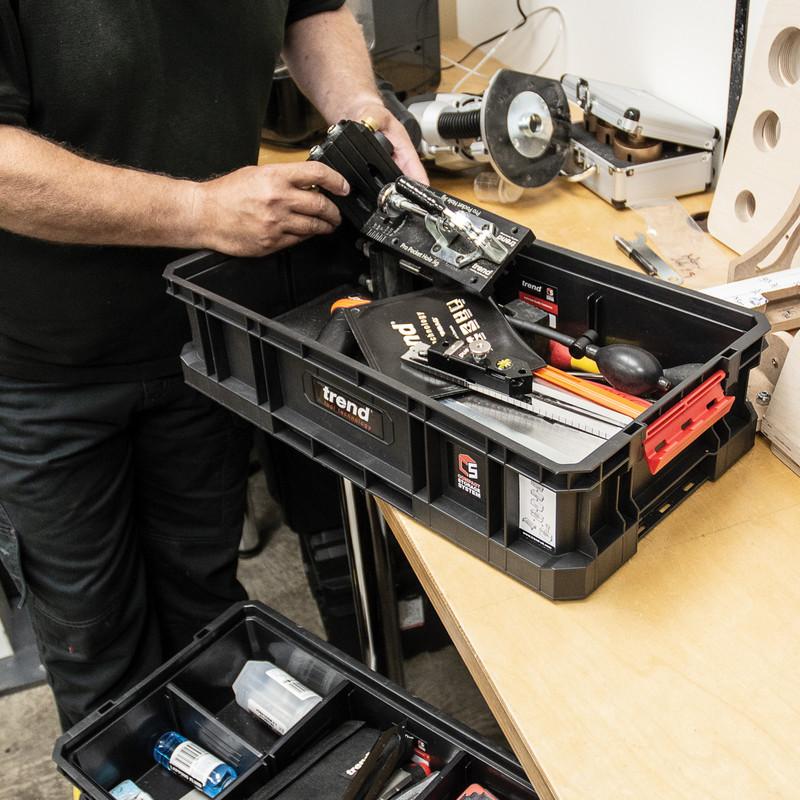 Trend Modular Storage Compact Tote