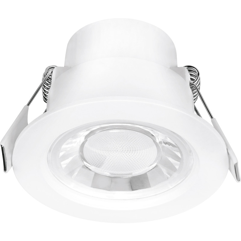 Enlite Spryte 8W Fixed Integrated LED IP44 Downlight