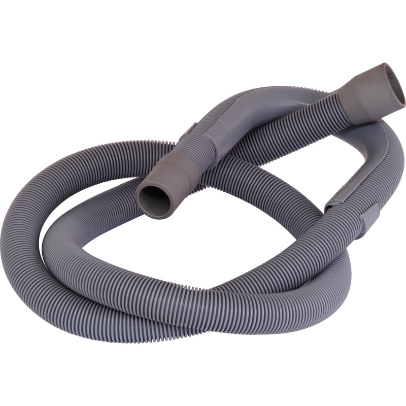 Outlet Hose with Crook End