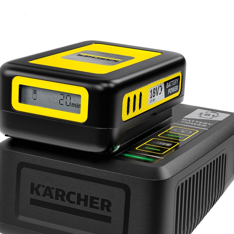 Karcher 18V Fast Charger