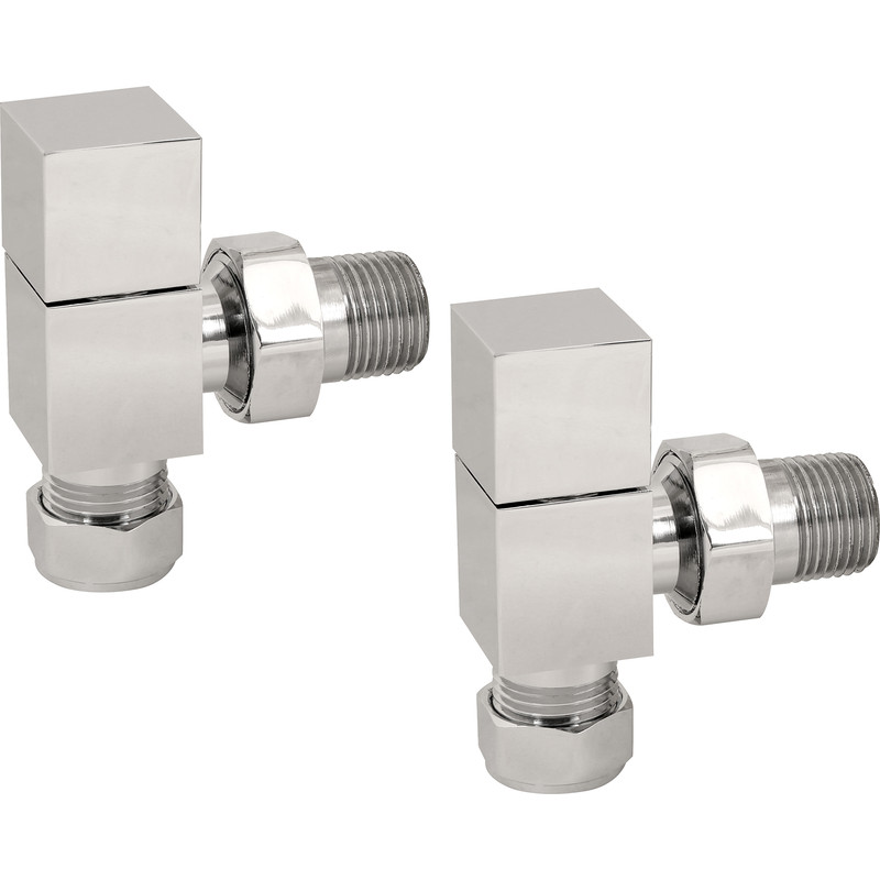 Loge Chrome Valve
