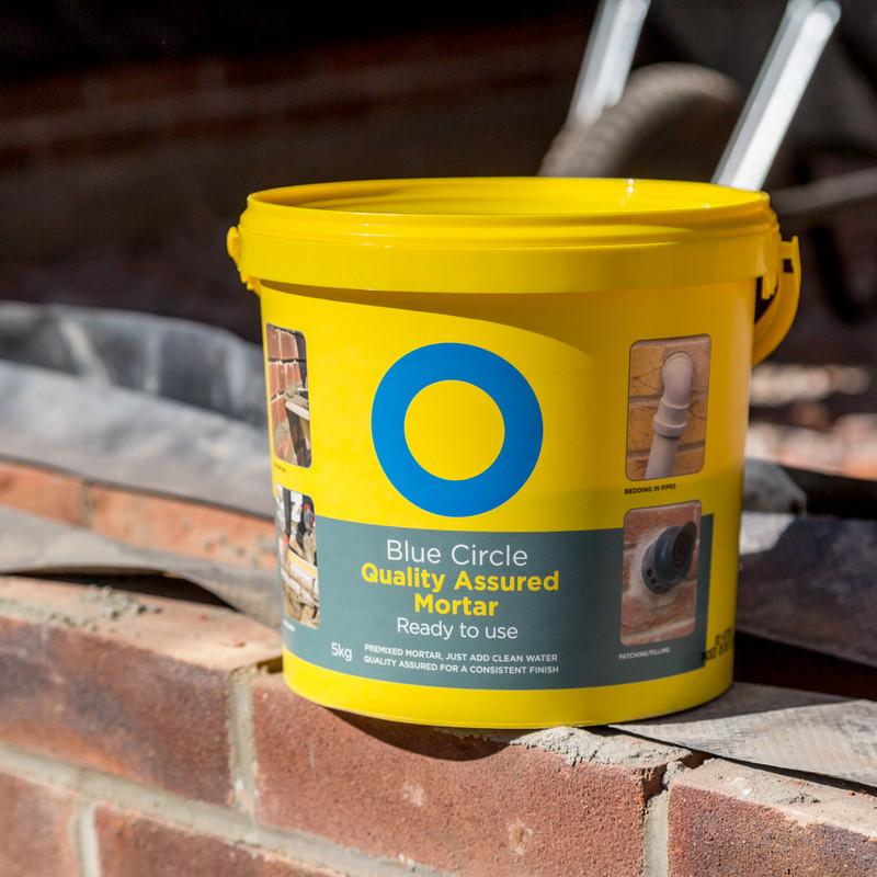 Blue Circle Quick Repair Concrete
