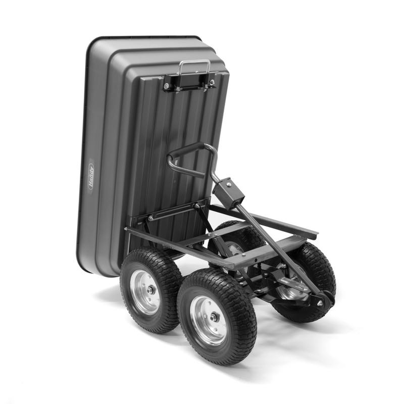 The Handy 200kg Poly Body Garden Trolley