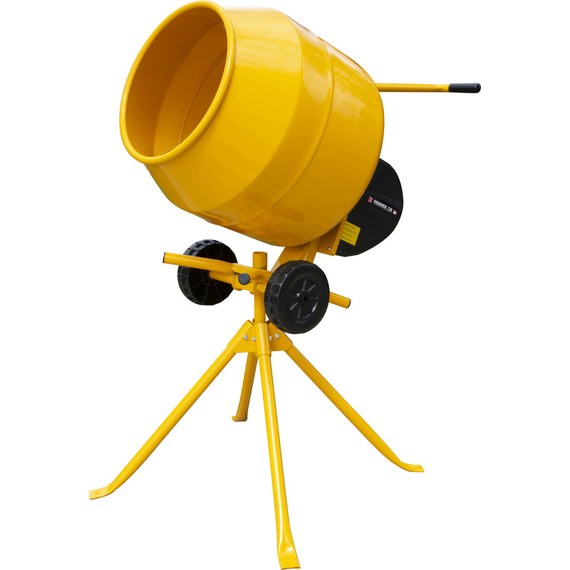 Belle Minimix 130L Electric Cement Mixer