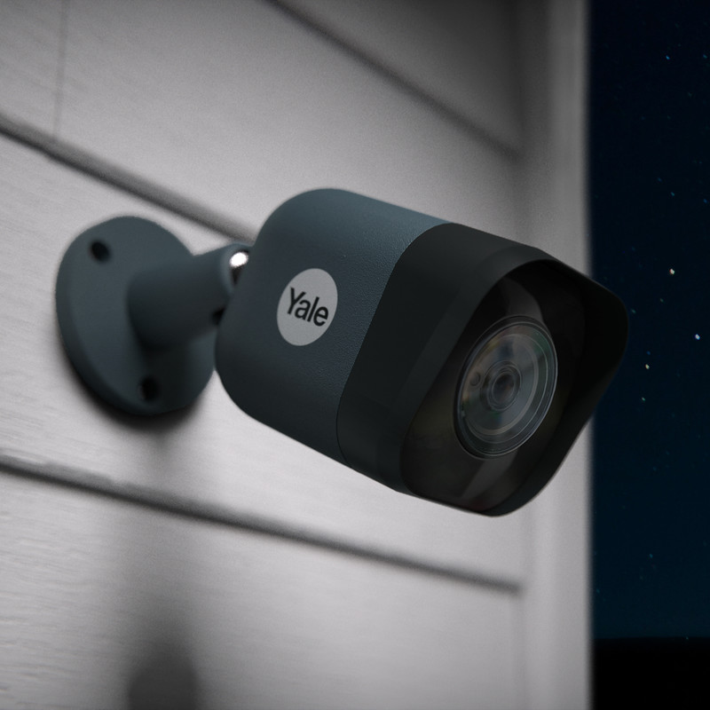 Yale Smart Home Wired CCTV System