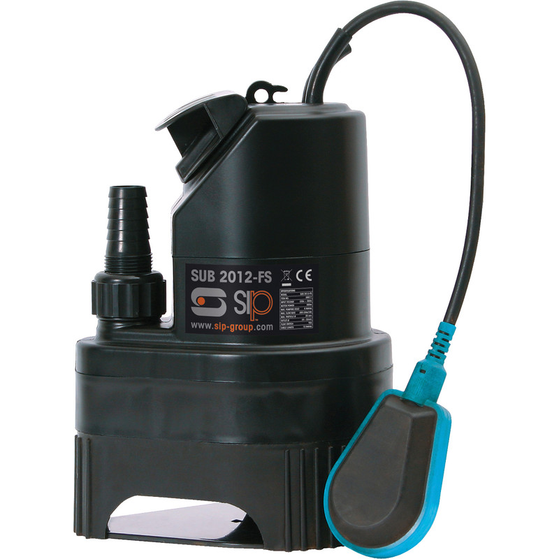 SIP 06817 550W Submersible Dirty Water Pump