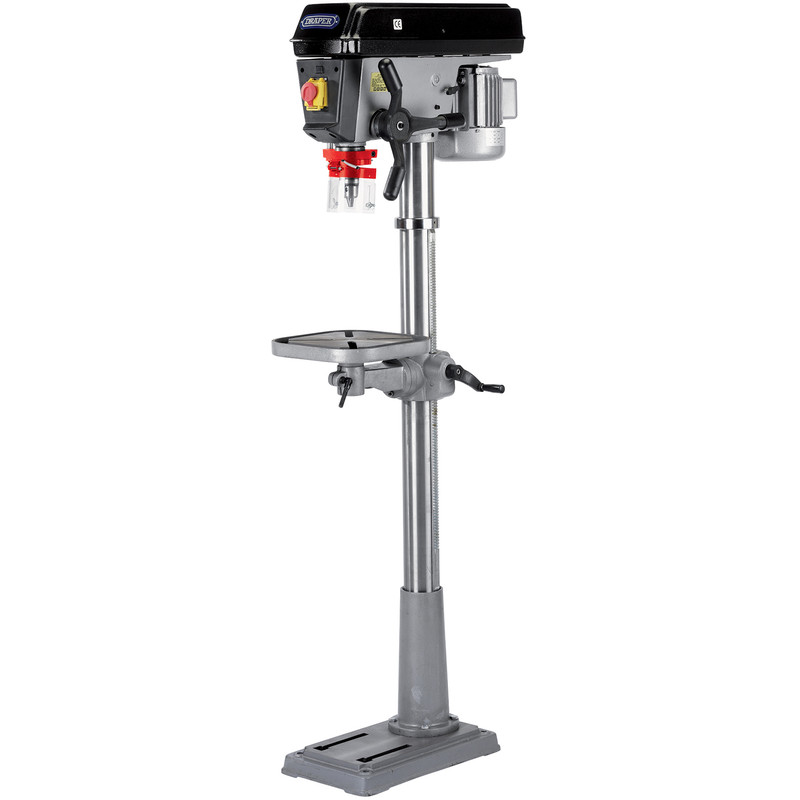 Draper 650W 16 Speed Heavy Duty Floor Standing Drill