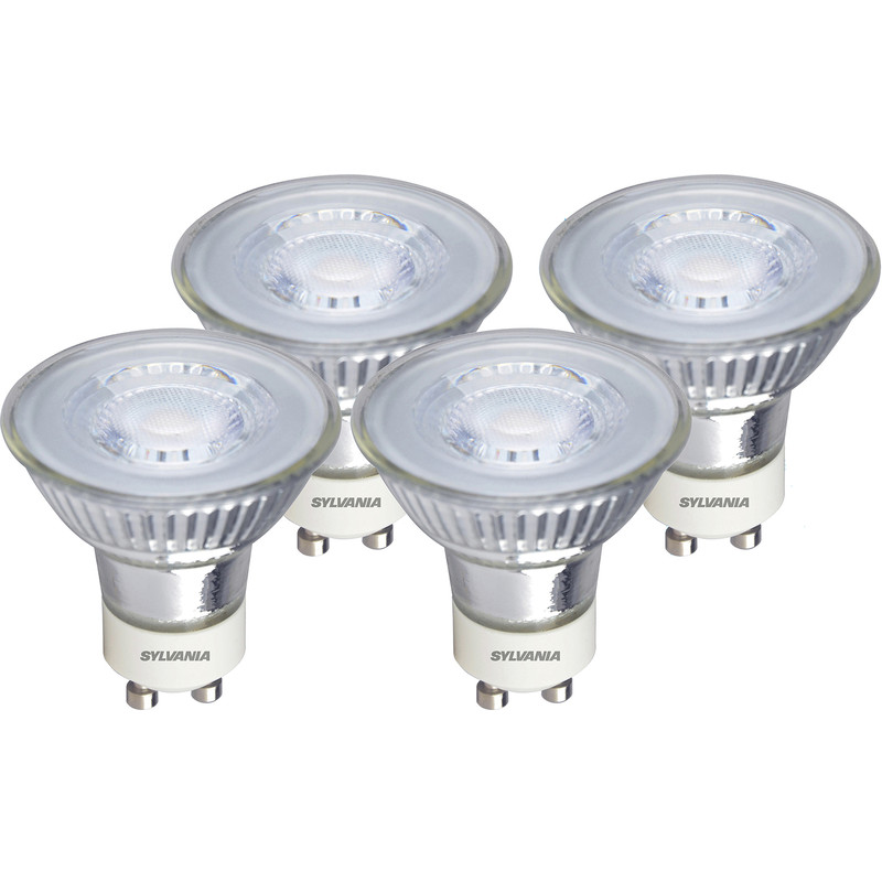 Sylvania LED RT ES50 Glass GU10 Lamp