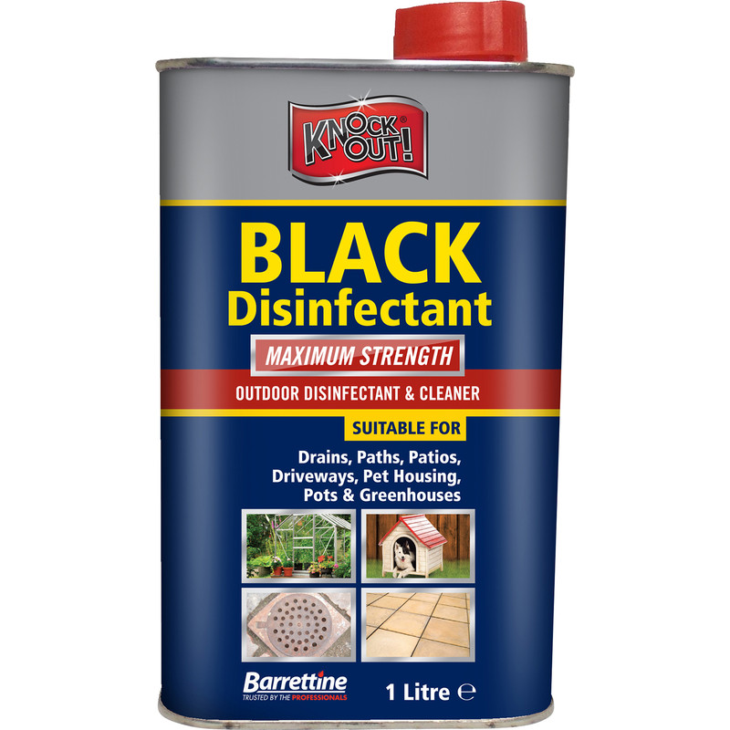 Knockout Black Disinfectant