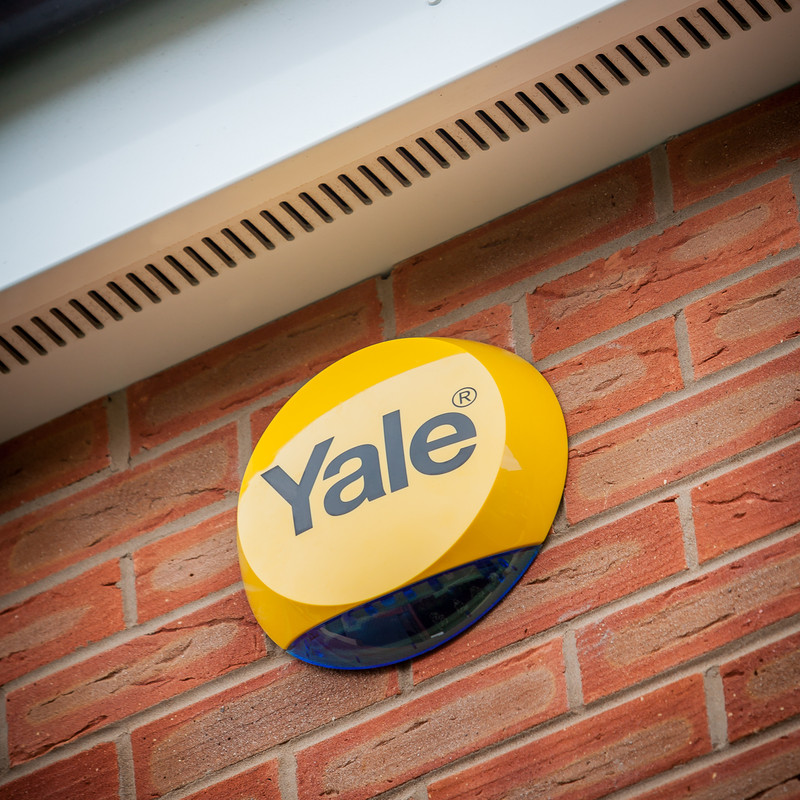 Yale Intruder Alarm Starter Kit