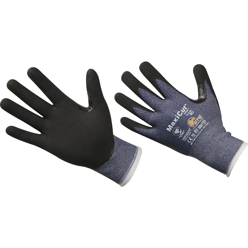 ATG MaxiCut Ultra Cut Resistant Work Gloves