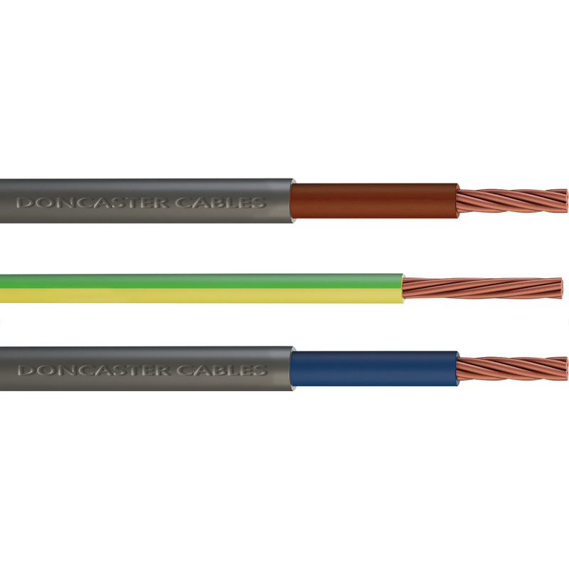 Doncaster Cables Meter Tails Cable (6181Y)