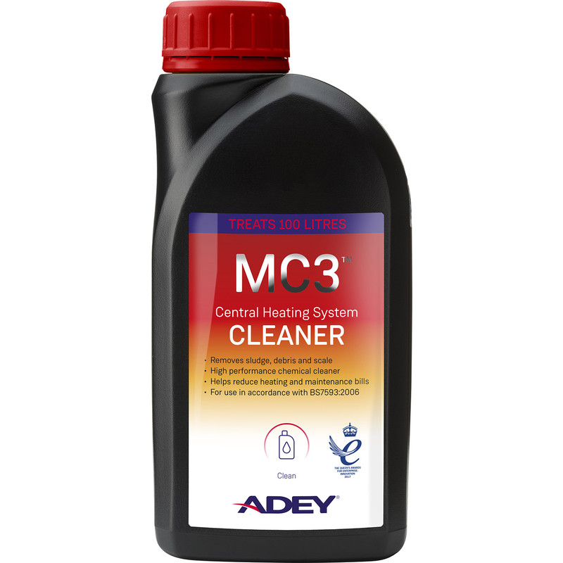 Adey MC3+ Central Heating Cleaner