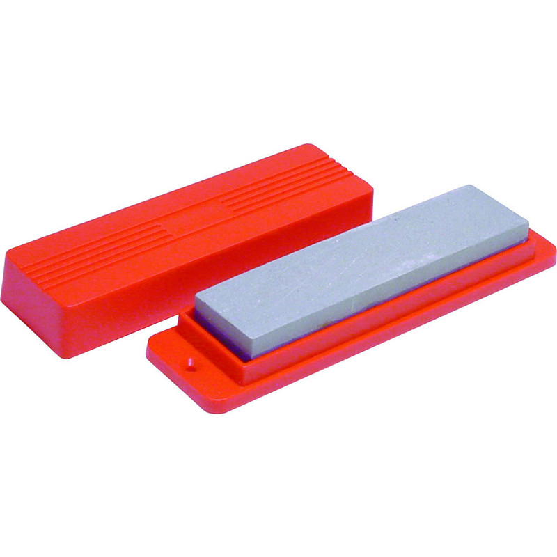 Oilstone Sharpening Stone & Box