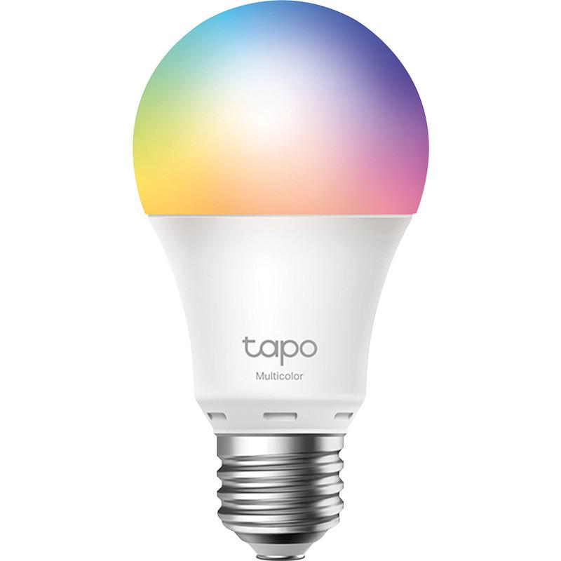 TP Link Tapo RGB Multi-Colour Smart Light Bulb